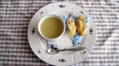 長ねぎのスープ