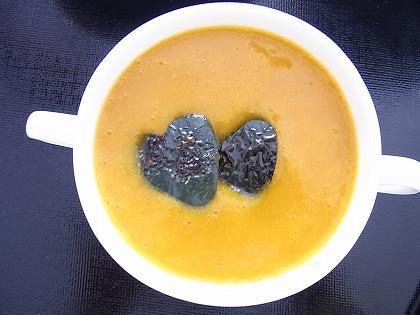 かぼちゃのほくほくスープ