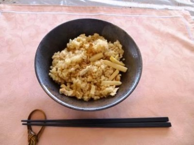竹の子御飯