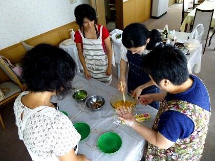 8月薬膳料理教室