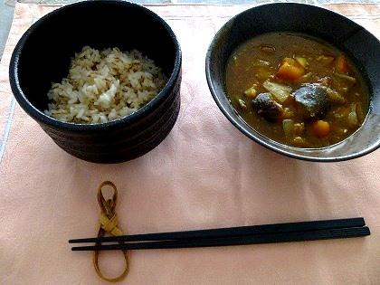 和風野菜スープカレー