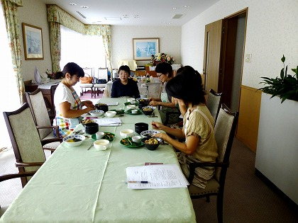 9月薬膳教室