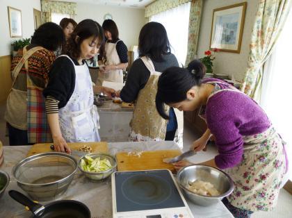 3月5日(水)お料理教室